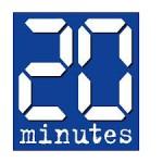 logo 20minutes